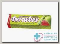 ФрутиФру леденцы со вкусом яблока и клубники с вит С 3,5г БАД N 10