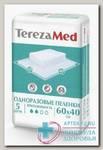 TerezaMed пеленки одноразовые 60х40 см N 5