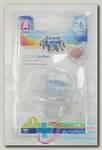 Canpol babies соска-пустышка силикон ортодонтическая NewbornBaby 0-6мес N 1