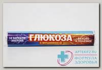 Глюкоза с витамином С таблетированные конфеты N 14
