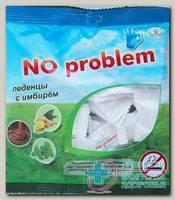 Леденцы No problem с имбирем 50г N 1