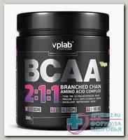 BCAA 2:1:1 аминокислоты со вкусом винограда 300г банка N 1