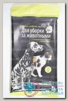 Влажные салфетки Teddy Pets д/уборки за животными N 25