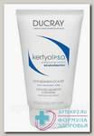 Ducray kertyol P.S.O. шампунь уменьшающий шелушение кожи головы 125 мл N 1