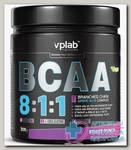 BCAA 8:1:1 со вкусом фруктовый пунш 300г банка N 1