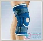 Intersan фиксатор коленного сустава с усилителями р-р S cn 252098 цвет синий N 1
