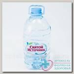 Святой источник вода 5л негаз N 1
