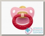 Nuk Soft соска-пустышка ортодонт латекс /10725221/ 0-6мес N 1