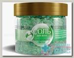 Dr.Aqua соль д/ванн антицеллюлит De-tox 350г N 1