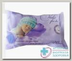 Violet влажные салфетки д/детей с алоэ N 20