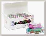 Презервативы Vizit набор презервативов ребристые 4шт + точечные 3шт+ классич 4шт +цветные 3шт N 1