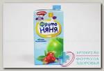 ФрутоНяня сок яблоко/шиповник осветленный 500 мл N 1