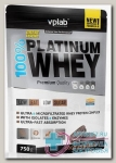 100% Platinum Whey со вкусом печенье-крем 750г пакет N 1