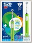 Зубная щетка Oral-B Braun электрическая д/детей Junior с 6+ N 1
