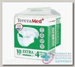 TerezaMed Подгузники д/взрослых extra р.XL (120-160см) N 10