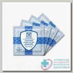 Салфетка антисептическая стерильная спиртовая 56х65 мм N 1