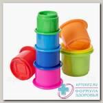 Курносики игрушка-пирамидка Веселая радуга /27136/ 6+мес N 1