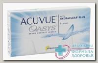 Линзы контактые Acuvue 2 8.7/+5.50 N 6