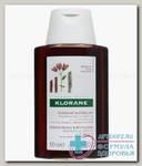 Klorane укрепляющий шампунь с экстр хинина/вит В 100мл д/ослабленных волос N 1