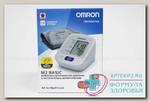 Тонометр Omron M 2 basic автомат на плечо + адаптер N 1