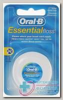 Зубная нить Oral-B Essential мятн вощ 50м N 1