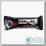 Schwarz батончик 50г с высоким содержанием белка шоколадв горьком шоколаде N 1