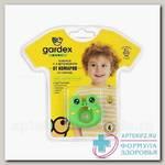 Gardex Baby клипса с картриджем от комаров на одежду от 2х лет N 1