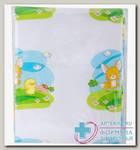 Canpol babies клеенка непромокаемая на кровать 76x58,5см N 1