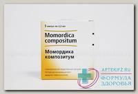 Момордика композитум амп 2,2мл N 5