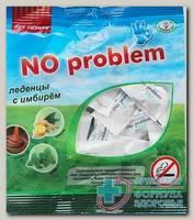 Леденцы No problem с имбирем б/сахара 30г N 1