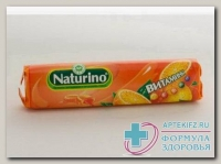 Naturino витам+сок фруктов 36.4г N 1