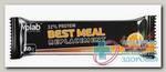 Батончик-заменитель пищи 32% Protein Best Meal 60г шоколад-апельсин N 1