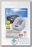 Тонометр Omron M2 Basic универсальная манжета+адаптер N 1