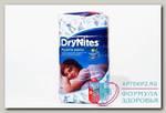 Dry Nites трусики д/мальчиков 27-57кг 8-15лет N 9