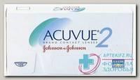 Линзы контактные Acuvue 2 8.7/-2.00 N 6