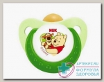 Nuk Trendline Винни соска-пустышка ортодонтическая латекс 18-36 мес р 3 N 1