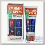 Умный крем Валентина Дикуля д/тела в области суставов мумие/пчелинный яд 125мл N 1