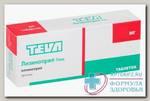 Лизиноприл - Тева тб 10 мг N 20