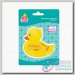 Lubby термометр д/ванны уточка /15847/ N 1