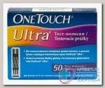 Тест-полоски One Touch Ultra N 50