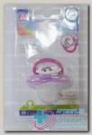 Canpol babies соска-пустышка силикон круглая Animals 0-6мес N 1