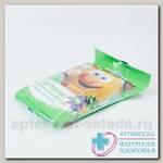 Смешарики детские влажные салфетки +0лет N 20