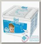 Hartmann bel baby палочки ватные детские ушные с ограничителем N 56