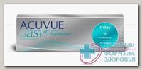 Линзы контактные 1 Day Acuvue OASYS with HydraLuxe 8.5/ +2.50 N 30