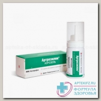 Артрозилен пена д/наруж прим 15% 25мл баллон N 1
