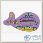 Курносики термометр для ванны /19111/ китенок N 1