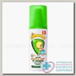 Мое солнышко спрей детский защитный от комаров 100мл N 1