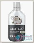 Biomed superwhite ополаскиватель 500мл бережное отбеливание N 1