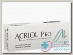 Акриол про крем 2,5% д/местн и наружн применения 5г N 1