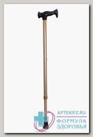 Трость инвалидная регулир AMCТ23 с устройством противоскольжения в ассорт N 1